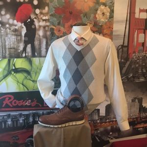 🔥SALE🔥Roundtree and yorke sweater vest Host pick